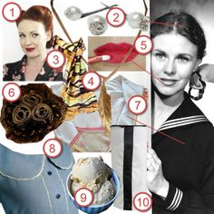 Ginger Rogers · DIY The Look · Cut Out + Keep Craft Blog