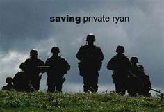 Saving Private Ryan.  Best war movie.