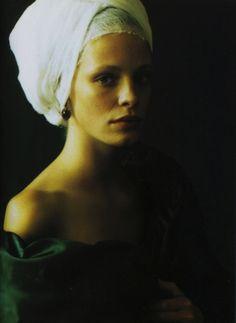 Vogue Italia, September 1997 #renaissance revival