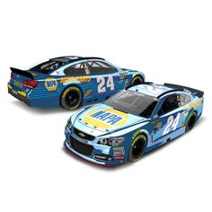 Chase Elliott Action Racing 2016 #24 NAPA 1:24 NASCAR Sprint Cup Series Color Chrome Die-Cast Chevrolet SS
