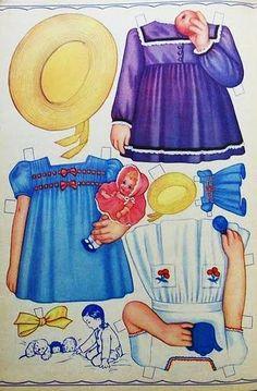 Fotografías Muñecas | Muñecas, muñecas de imágenes fotografías----I remember this!  #childhood