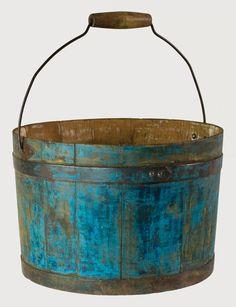 Lot 239: Pail   Willis Henry Auctions, Inc.
