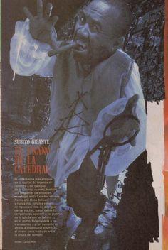 Especial que realizo la revista Dominical hace unos años con algunos de los Fantasmas y espectros mas conocidos de Venezuela,El Enano de La Catedral.