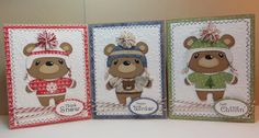 The Cricut Bug: Teddy Bear Parade
