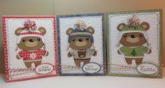 The Cricut Bug: Teddy Bear Parade