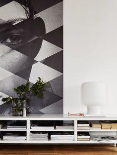 Inspiración para decorar con fotografías I   Decorar tu casa es facilisimo.com