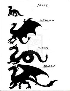 (2) This is important and necessary if you have to identify the beast properly for the authorities. | Dragons | Pinterest https://www.pinterest.com/pin/388435536589244488/