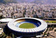 Maracana ve diğer 12 stadyuma yapılan harcamalar halkın tepkisine neden oldu. www.sporradyosu.com