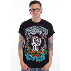 Evergreen Terrace - Tattoo - T-Shirt - Official Merchandise Online Shop - Impericon.com Worldwide