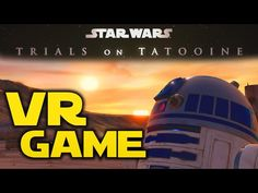 "Star Wars VR Game - Trials on Tatooine Virtual Reality ""Experience"" Revealed! - YouTube"