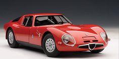 AUTOart - Alfa Romeo TZ2 1965 - $163.9 (In Stock)