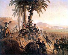 El 7 de marzo de 1793 comenzó la Guerra de la Convención entre la República Francesa y España, un conflicto que tenía su origen en la ejecución del rey francés Luis XVI apenas dos meses antes, y en la creencia por parte del gobierno español de que la debilidad francesa permitiría reconquistar el