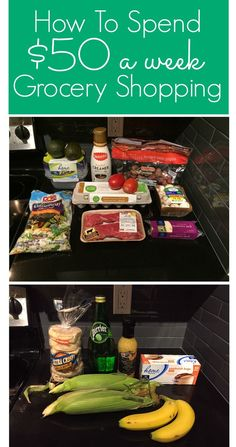 How to spend $50 a week grocery shopping