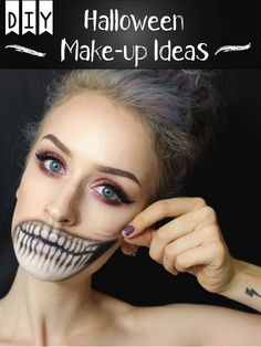 DIY Halloween Make-up Ideas