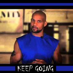#KeepGoing #ShaunT #Motivation