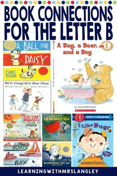 Do your pre-school or kindergarten students struggle when learning the LETTER B? Are you looking for proven activities that will actually help students master the alphabet? I can help! Immerse your students in a letter a day or week to quickly gain fluency in the alphabet. These lessons focus on recognizing the letter B and the initial sound. Includes detailed lesson plans, rhyming activities, handwriting pages, math and science activities, art activities, and more! Rhyming Activities, Science Activities, Alphabet Book, Learning The Alphabet, Morning Meeting Activities, Wordless Book, Read To Self, Letter To Parents, Get Reading