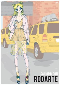 SailorMoon-Rodarte Swagger New York