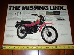 96 Best 1978 Yamaha DT100E images in 2019 | Yamaha ... Online Wiring Diagram Yamaha Dt on