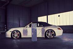 Eine kleine Fotoserie mit Traumautos. Hier mit einem Porsche Carrera S4