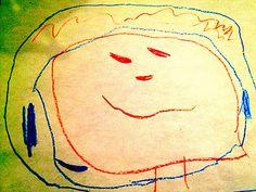 imagination meets crayon