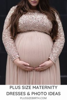 e032ca4340240 Plus Size Maternity Clothes Featured on Instagram