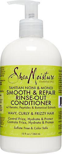 Shea Moisture Tahitian Noni & Monoi Smooth & Repair Rinse-Out Conditioner