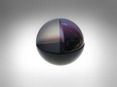 Sphere (dark) by Sauli Suomela