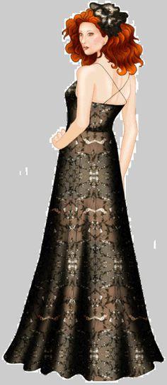 preview - #5592 Halter Dress