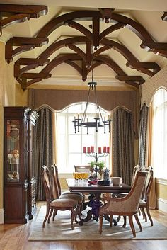 The Ernest Hemingway Dining Room Collection. Furniture ...