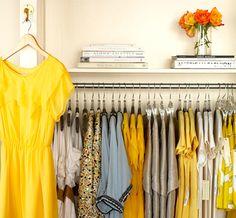 I love yellow .....but never seem to wear it right.