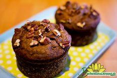 Se você não souber o que fazer com bananas maduras, eis uma ótima dica. Deliciosos muffins super simples de fazer. Invente o seu, adicione...