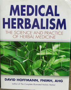 Herbalism... I have this book it came with my schooling and I love it....