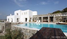 Luxury Mykonos Villas, Mykonos Villa Dolce, Cyclades, Greece