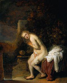 Rembrandt van Rijn - Susanna