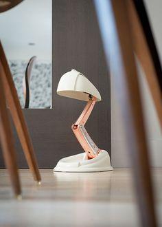 Lampe blanche - JUMO Classique White
