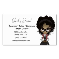 54 best african american business card designs images on pinterest geek african american business cards colourmoves