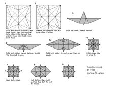Learn this origami paper stars…