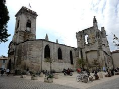 église de Saint-Martin de Ré. Poitou - Charente