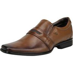 Salvo de submarino.com - Sapato Social Rafarillo Básico - cores marrom e preto - oito opções de tamanho - Apenas R$ 109,99