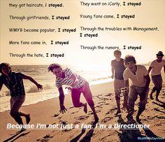 I'm a Directioner<3
