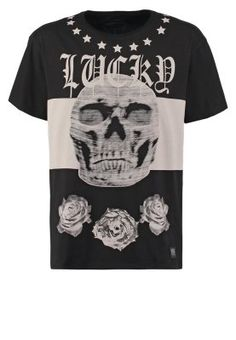 Print T-shirt - black - that should be mine!