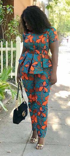 ankara mode African fashion styles for women have. African Fashion Ankara, African Fashion Designers, Ghanaian Fashion, African Print Fashion, Africa Fashion, African Style, Nigerian Fashion, African Dresses For Women, African Print Dresses