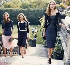 Tory Burch Holiday Lookbook