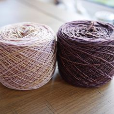I've found the perfect yarn combination. Cast on is imminent!