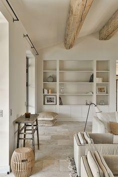 Magnifique mas neuf dans les Alpilles pour une jeune famille - Bosc Architectes à St Rémy de Provence