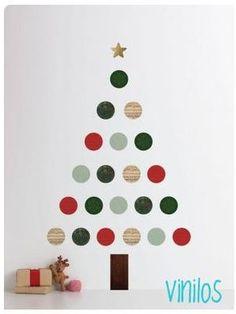 Ideas para hacer Eco árboles de Navidad creativos