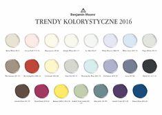 Kolekcja Color Trends 2016 w pełnej odsłonie - Wydarzenia - Aktualności - Benjamin Moore Paints