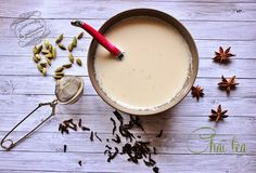 Il était une fois la pâtisserie...: Le chaï tea latte maison, comme au Starbucks
