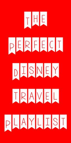 Disney Playlist - Perfect songs to listen to on your way to WDW or at home when you miss the parks Disney World Tips And Tricks, Disney Tips, Disney Love, Disney Stuff, Disney Music, Disney Pixar, Walt Disney, Disney Nerd, Disney Songs