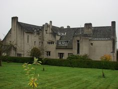charles rennie mackintosh Hill house